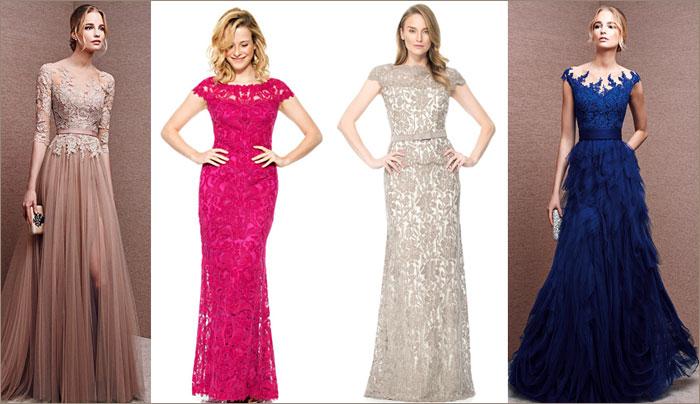 Кружевное Платье Длинное Купить