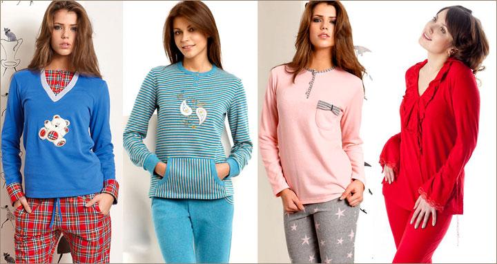7113c34c6 Женские пижамы. Как выбрать одежду ...