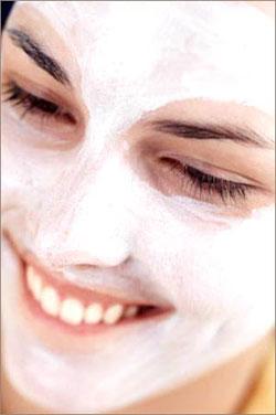 Маска для лица раздраженной кожи