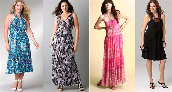 длинное летнее платье сшить - Мода и.