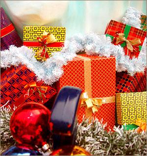 Подарки на новый год своим близким своими руками
