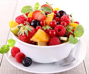 Похудеть на фруктах