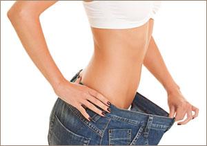 Уход за кожей во время похудения