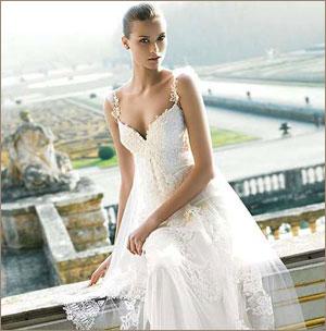 Цвет свадебного платья и его значение