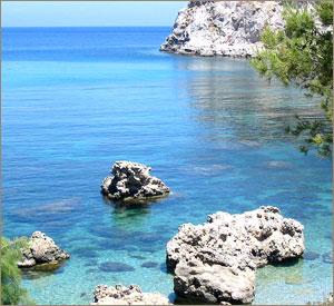 Греческие острова давно манят к себе