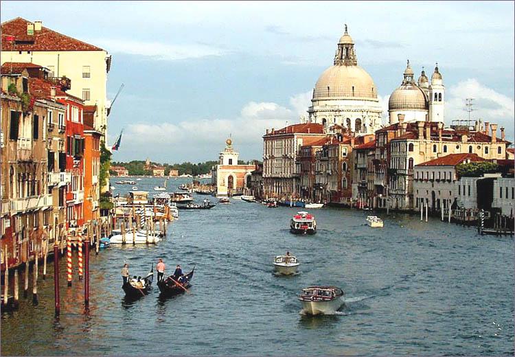 Туристическая италия венеция